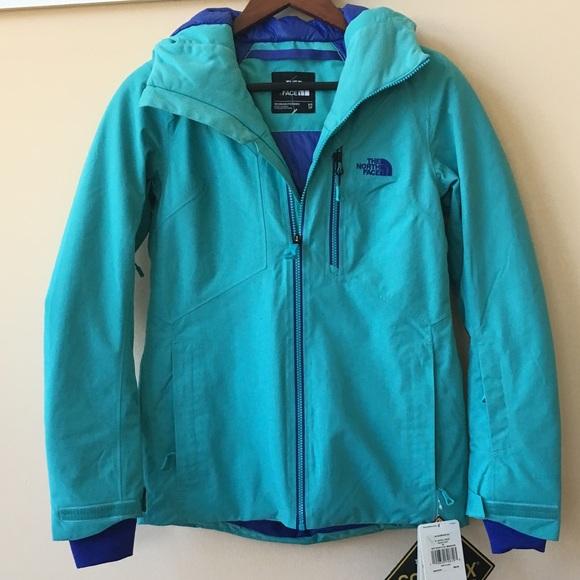 NWT North Face ski jacket